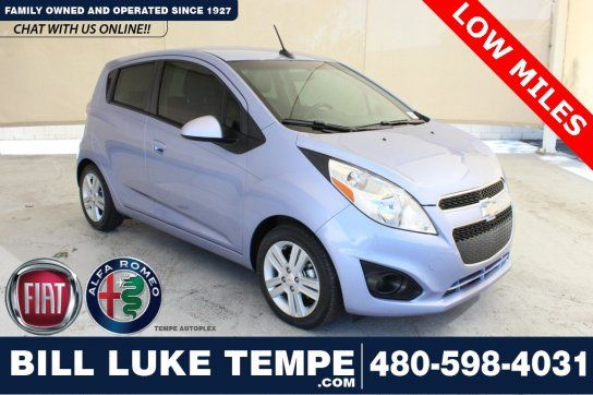 Hatchback, 2014 Chevrolet Spark LS with 4 Door in Tempe, AZ (85284)