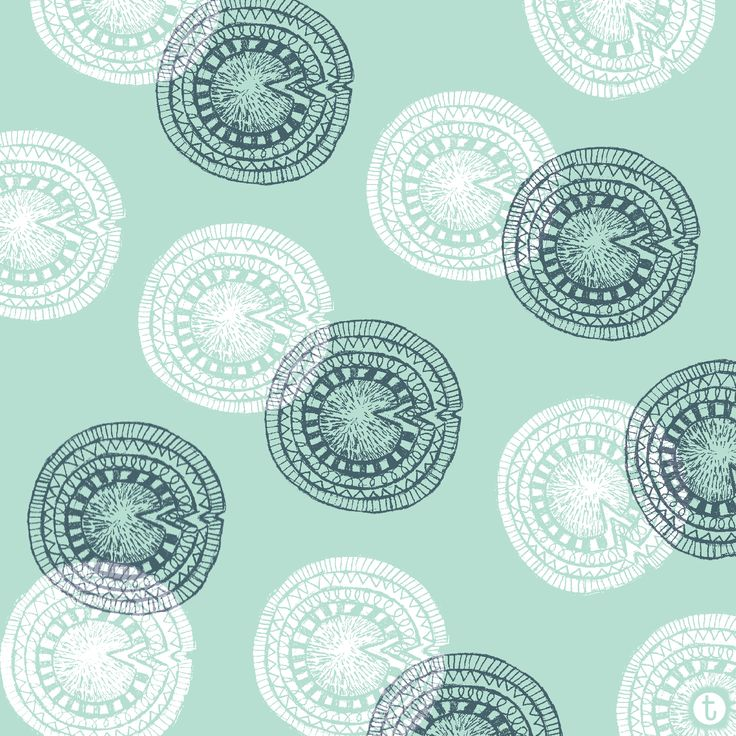 Lily pads Pattern design by Taina Almodóvar available as pillow, bags, phone cases and more at http://society6.com/tainaalmodovar/lily-pads-pattern_pillow#25=193&18=126