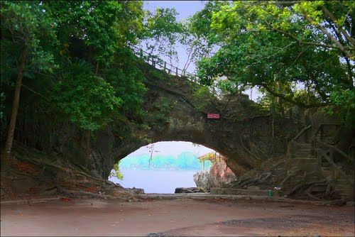 Karang Bolong Beach
