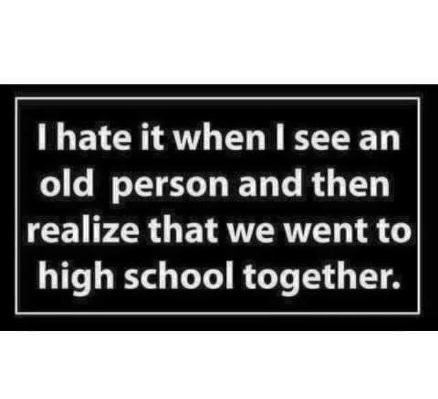 I do hate it.