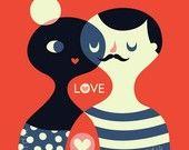 love; on etsy
