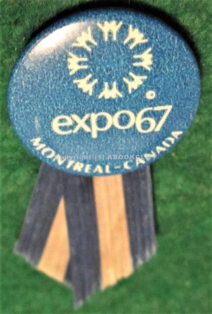 EXPO '67 Button