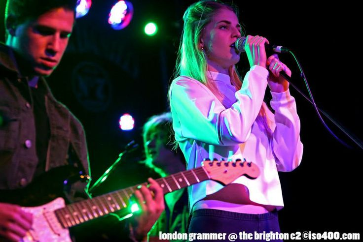 The Guardian recently wrote a review of London Grammar's show at Concorde2 in October 2013. Check it out here!