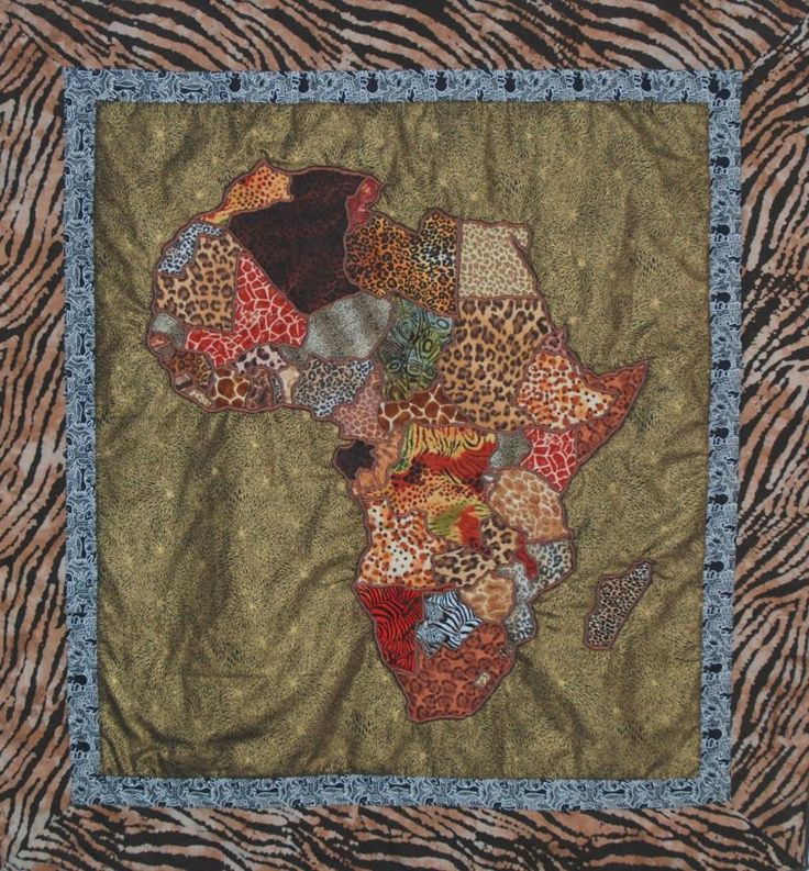128 Best African Themed Quilts Images On Pinterest