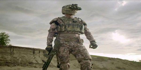 Talos: Η νέα εντυπωσιακή αμερικάνικη πανοπλία | Βίντεο