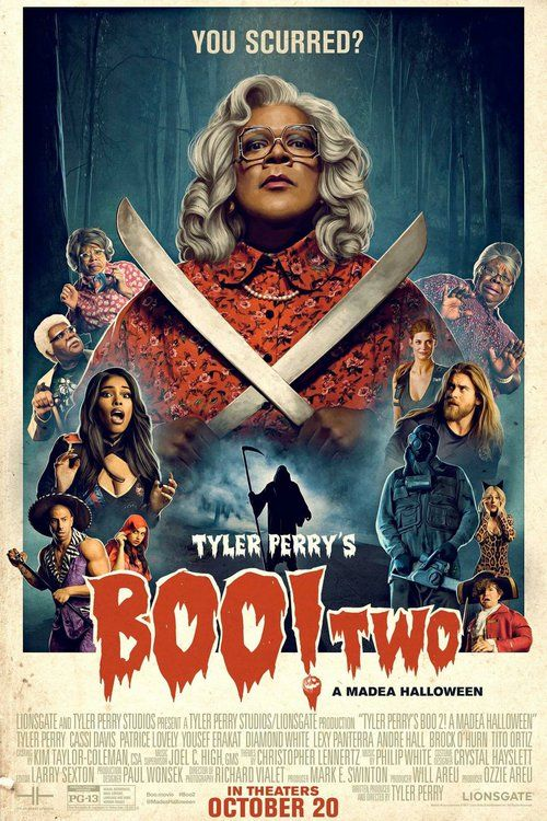 Boo 2! A Madea Halloween 2017 Watch Online Free Stream HD