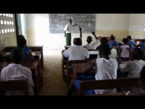 Reviving education in the aftermath of Sierra Leone's civil war | At a glance: Sierra Leone | UNICEF