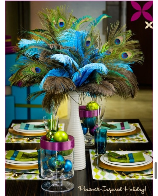 Peacock theme 41 best Peacock Parties images