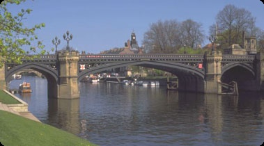 River Ouse in York - Guidance