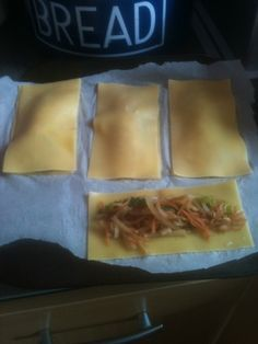 Vicki-Kitchen: Supersized Spring rolls (slimming world friendly)