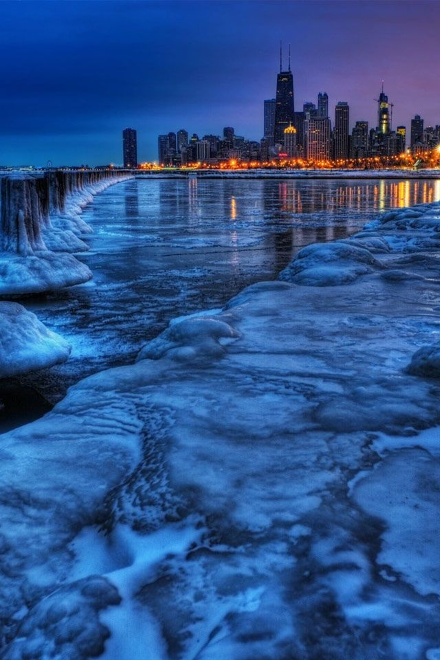 Glacier, Chicago
