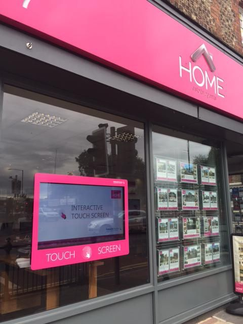 Intouch Display - Gallery - Estate Agent Touch Screens