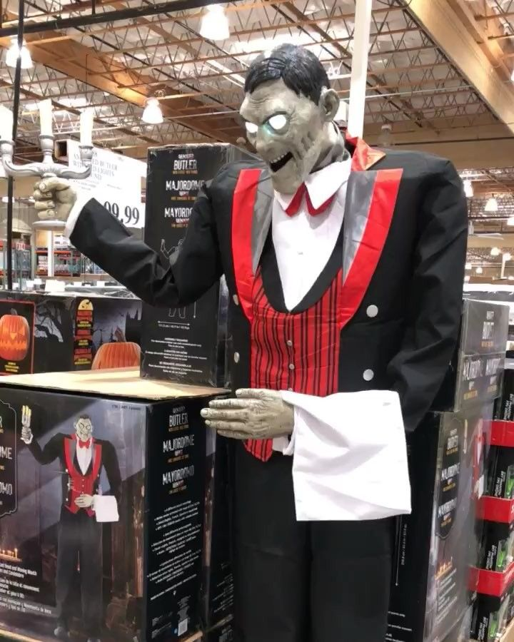 Pin By C F On Halloween Decorations Costco Deals Costco