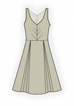 4282 kjole