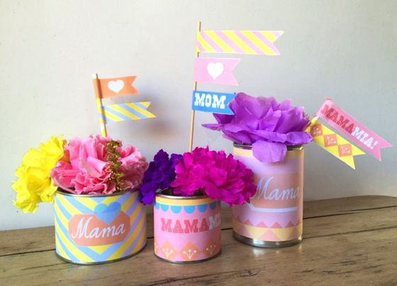 DIY Mother's Day gift ideas! https://happythought.co.uk/craft/free-printable-label-templates/attachment/mothers-free-printable-label-templates