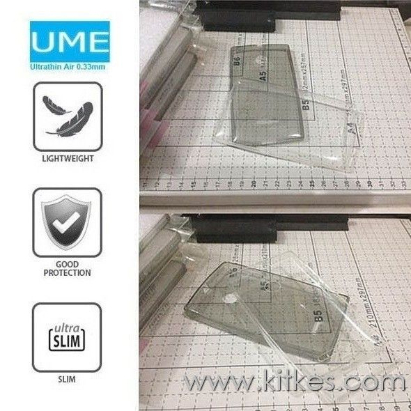 Ume Ultrathin Air Case 0.3mm Microsoft Lumia 435 - Rp 80.000 - kitkes.com