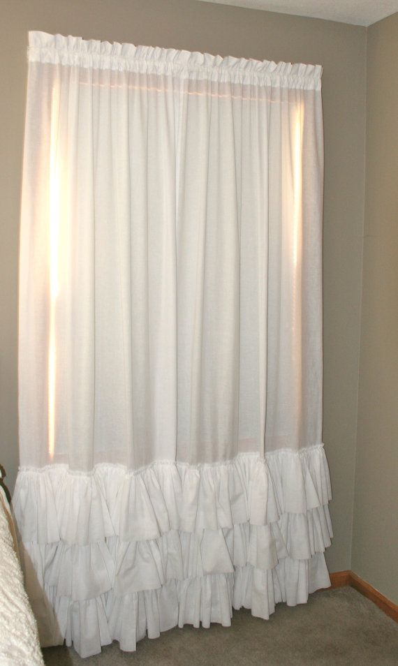 Best 25 Shabby Chic Curtains Ideas On Pinterest