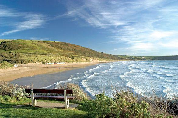 Had a lovely break here Devon Woolacombe Beach