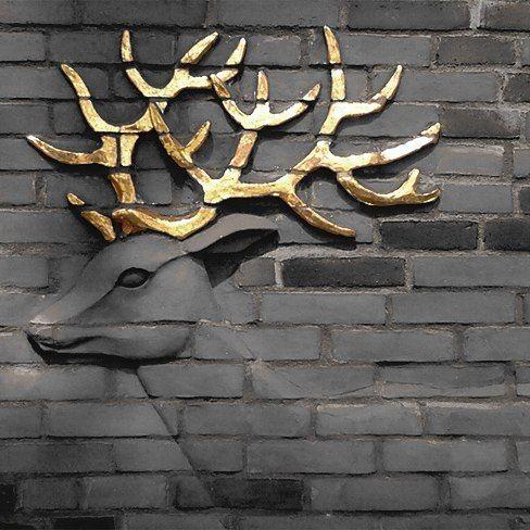 Fortfarande lika vacker väggutsmyckning i vårt fina Landala. Glad 1:a Advent på er alla!