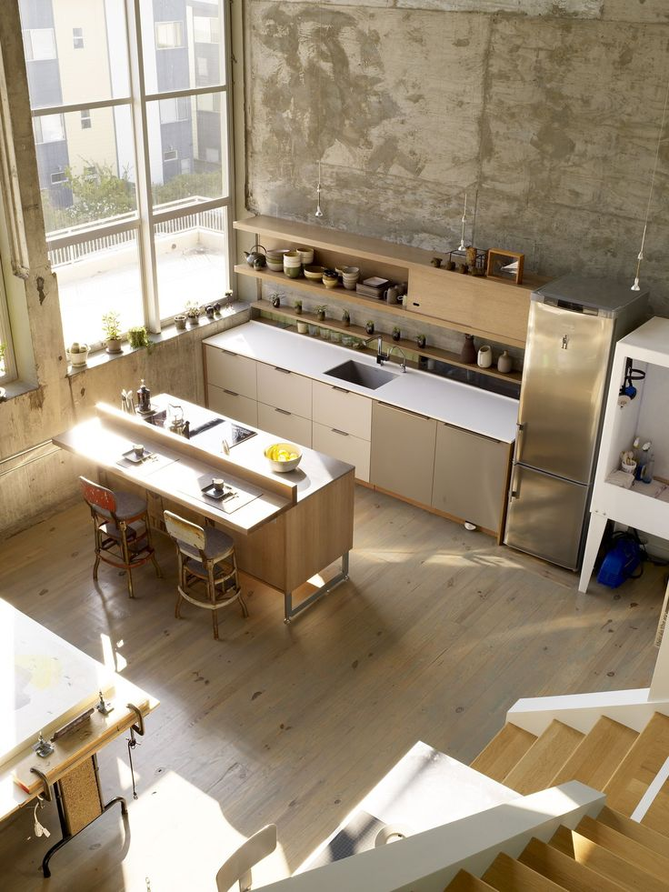 Kitchen of the Week: A Modern Live/Work Kitchen for an Oakland Creative Couple