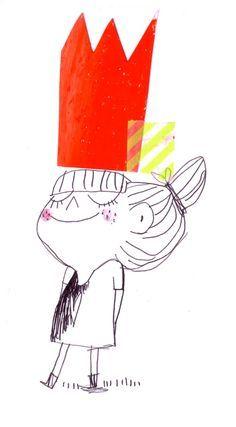 Christine Roussey Illustration