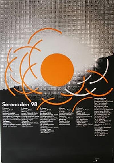Rosemarie Tissi, Serenaden, 1998