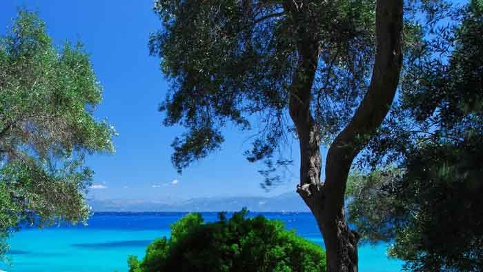 The Island of Paxi (Paxos) | A love nest in the Ionian Sea