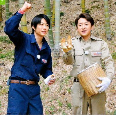Ohno Satoshi × Aiba Masaki♡