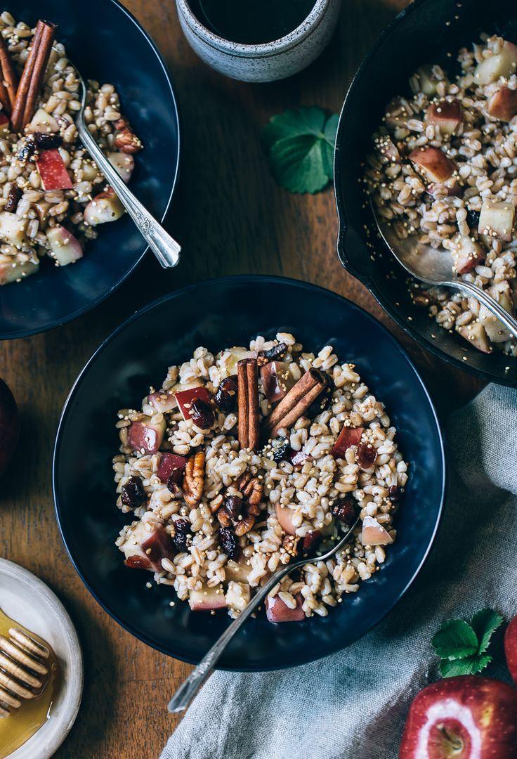 ... alimentaire maison semolina breakfast breakfast porridge food fan