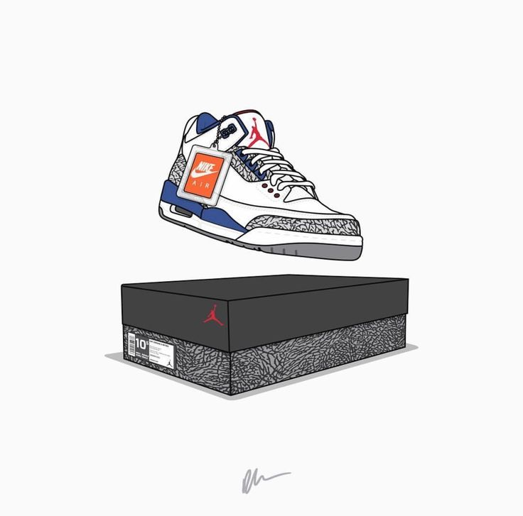 Air Jordan III True Blue. Plan DrawingSketch DrawingIphone  WallpapersWallpaper BackgroundsJordan RetroAir JordansNike ShoesJordan Iii Design