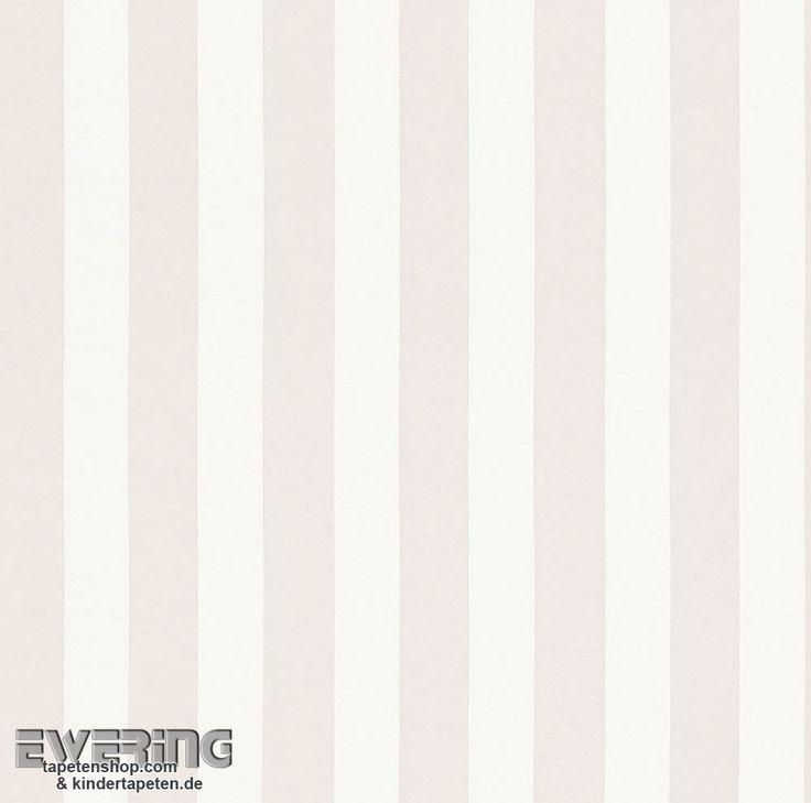 7-440232 Sophie Charlotte Rasch Vliestapete alt-rosa Streifen