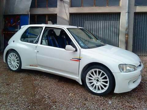 Peugeot 106 Maxi Rally