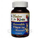 Carlson for Kids Chewable Vitamins