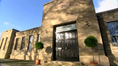 Grand Designs - Chesterfield: The Water-works. I want to live here, please!!