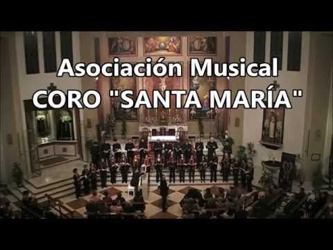 "IF MUSIC BE THE FOOD OF LOVE (D.Dickau) -CORO ""SANTA MARÍA"" - YouTube"