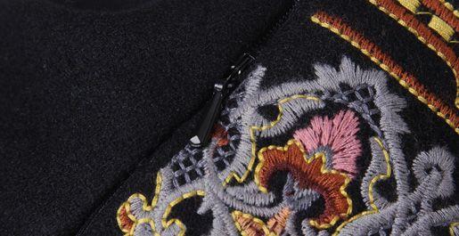 Короткая многослойная юбка-ламбада с широким вышитым поясом 51130314 купить за 4860 руб. с доставкой по России, Украине, Беларуси и миру   Сарафаны   Интернет-магазин одежды Liebo
