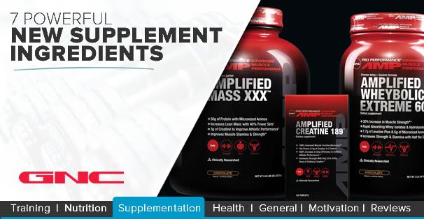 7 POWERFUL Supplement Ingredients that you might NOT KNOW ABOUT!
