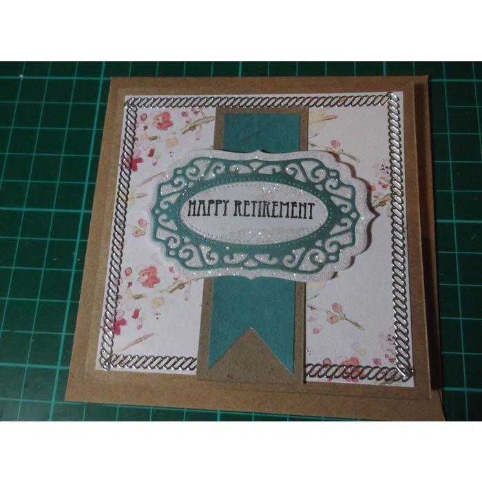 Handmade retirement card, cat lover, Digistamp Boutique ... |Handmade Retirement Cards