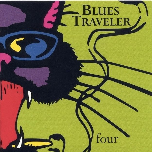 Blues Traveler - (great memories with Run Around) I <3 the 90's.