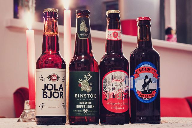 Icelandic Christmas Beer