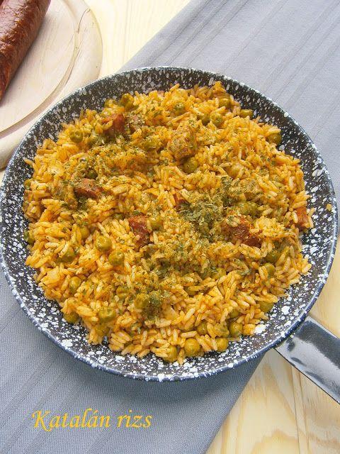 Hankka: Katalán rizs