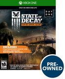 State of Decay: Year-One Survival Edition - PRE-Owned - Xbox One, Multi, PREOWNED