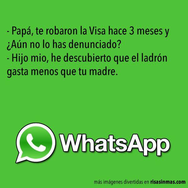 Chistes de WhatsApp: Madres