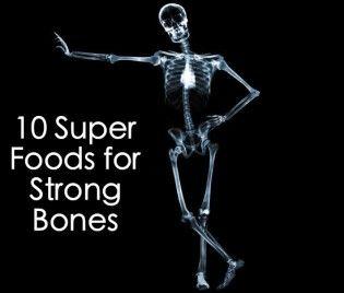 10 Super Foods for Strong Bones