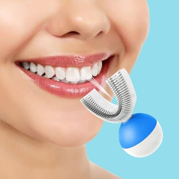 Automatic Electric Hands Free Toothbrush Sonic Electric