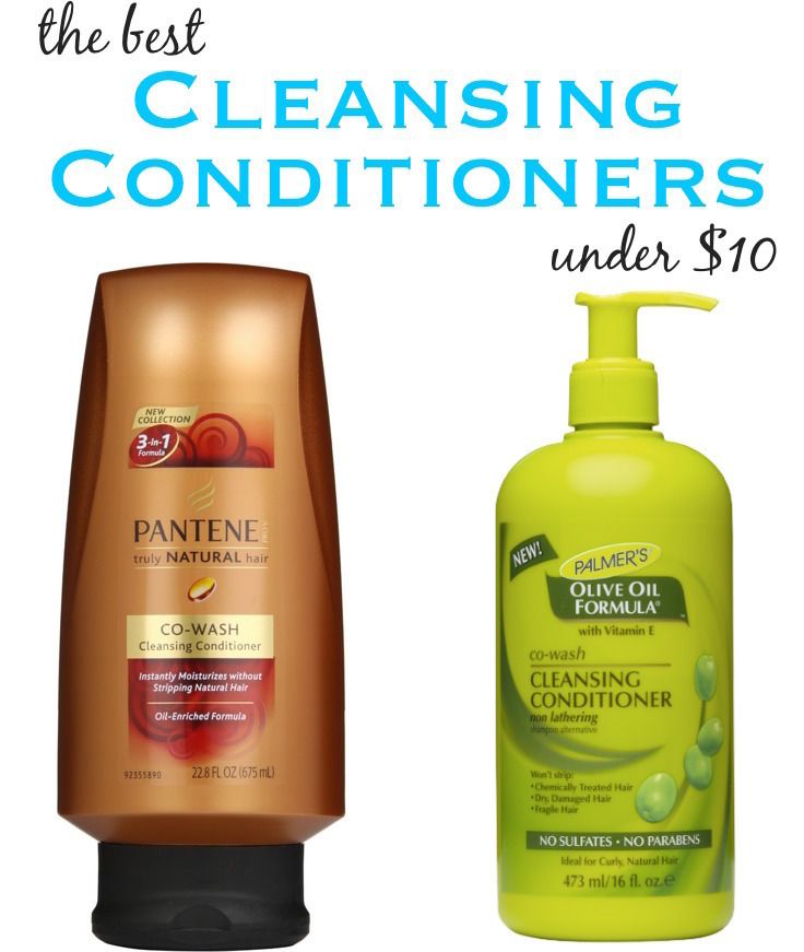 "As a long time fan of cleansing conditioners, I have tried quite a few of the low-suds co-washing (aka: ""conditioner washing) formulas from the super expensive WEN to the super affordable Pantene ..."