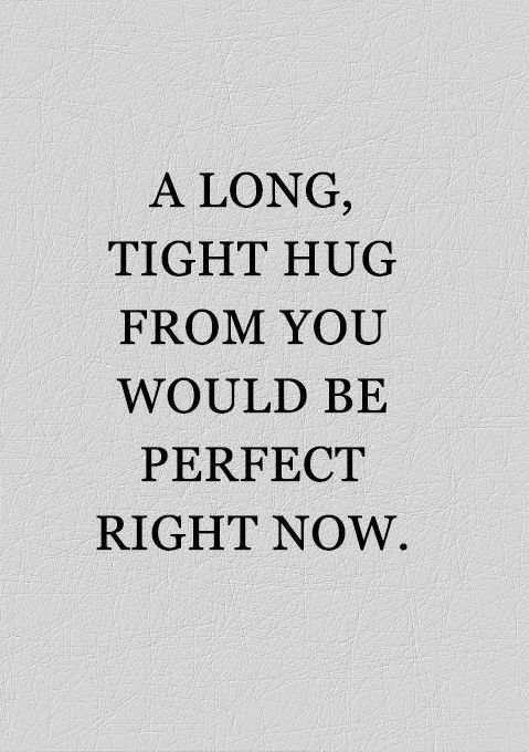 i need a long tight hug from my Kitty Really Bad! We will make more intense love than that and more often, i promise.