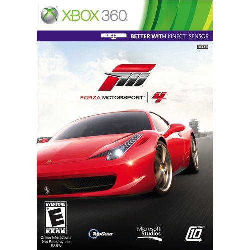 Forza Motorsport 4 (XBOX 360) : Xbox 360 Games - Best Buy Canada