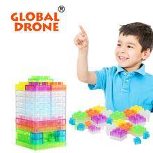32PCS Ses Işık Kontrol Elektronik Bloklar DIY Kitleri Entegre Devre Yapı Taşları Snap Devre Model Bilim Çocuk Oyuncakları (Çin (Anakara))