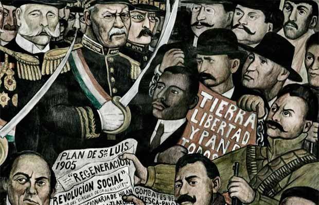 De Zapata y el muralismo, arte de la revolución